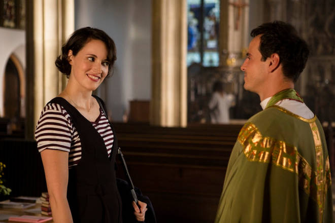 Fleabag had to say goodbye to the hot Priest