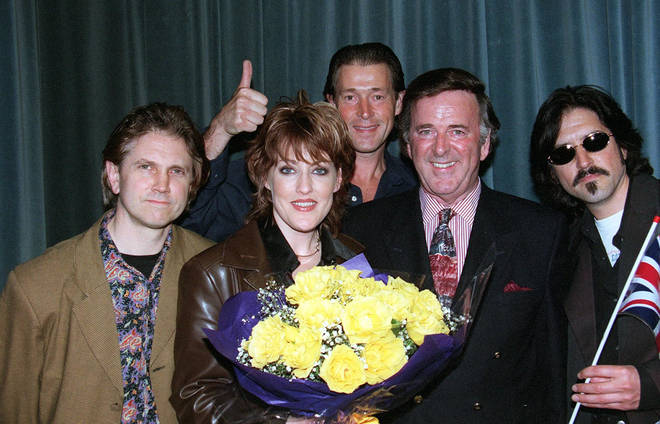 Katrina and the Waves won the Eurovision Singing Contest for the UK last in 1997