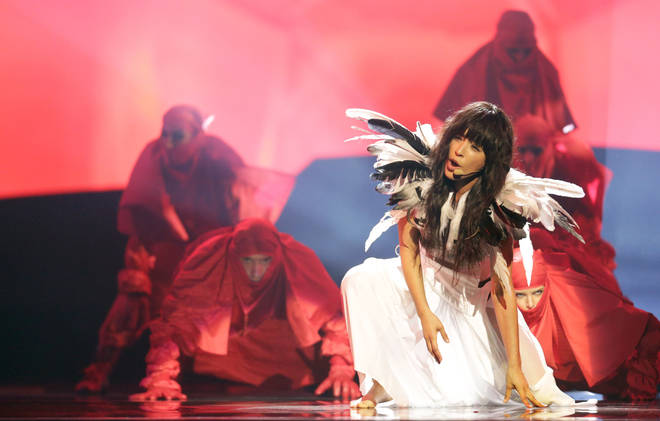 Loreen, the Swedish winner of the 2012 Eurovision Song Contest made it to number 2 in the UK dance charts