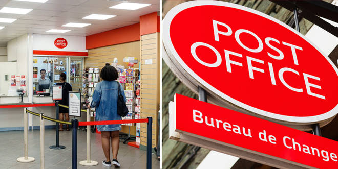 Post offices across the country are in danger