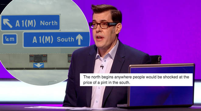 Richard Osman has caused a social media frenzy