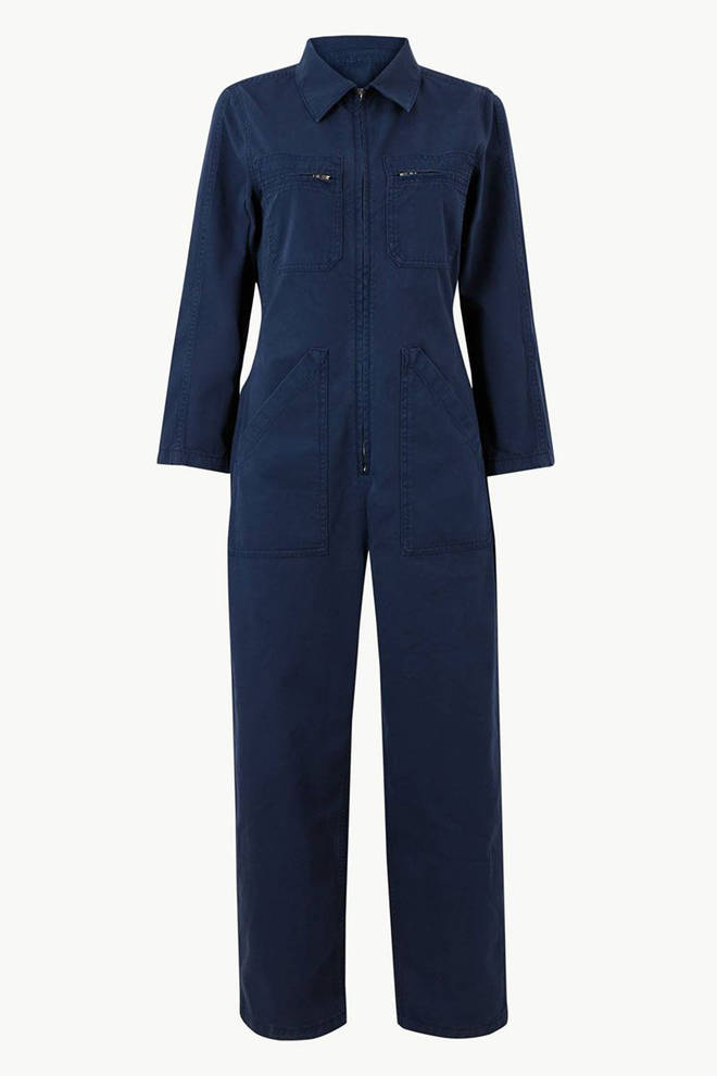 Holly Willoughby's boiler suit