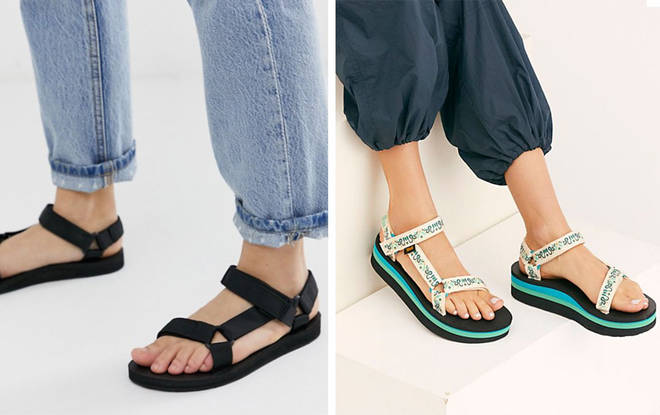 Dad sandals are the hottest new must-have