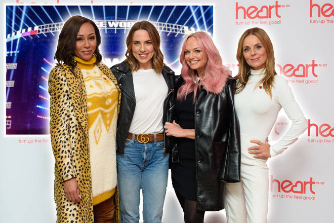 82c5724f244 Spice Girls give fans first look at reunion tour with behind-the ...