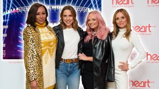 Spice Girls kick start their tour on Friday