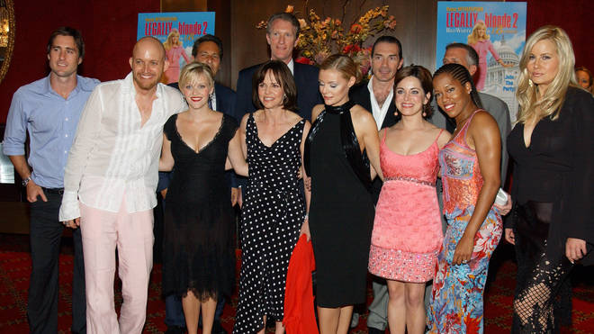 Some of the old Legally Blonde cast are set to return