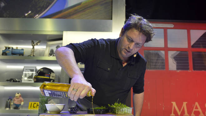 Professional chef James Martin will play a huge part in the reboot