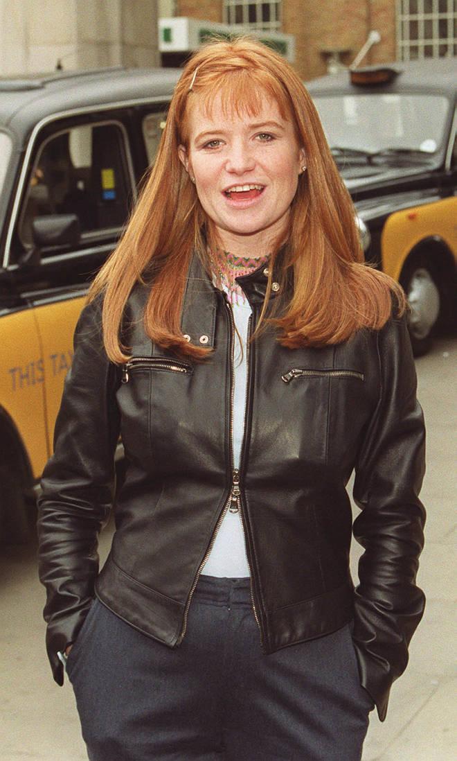Patsy joined EatsEnders in 1993
