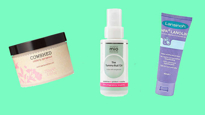 Pregnant mums are spoiled for choice with these bespoke products