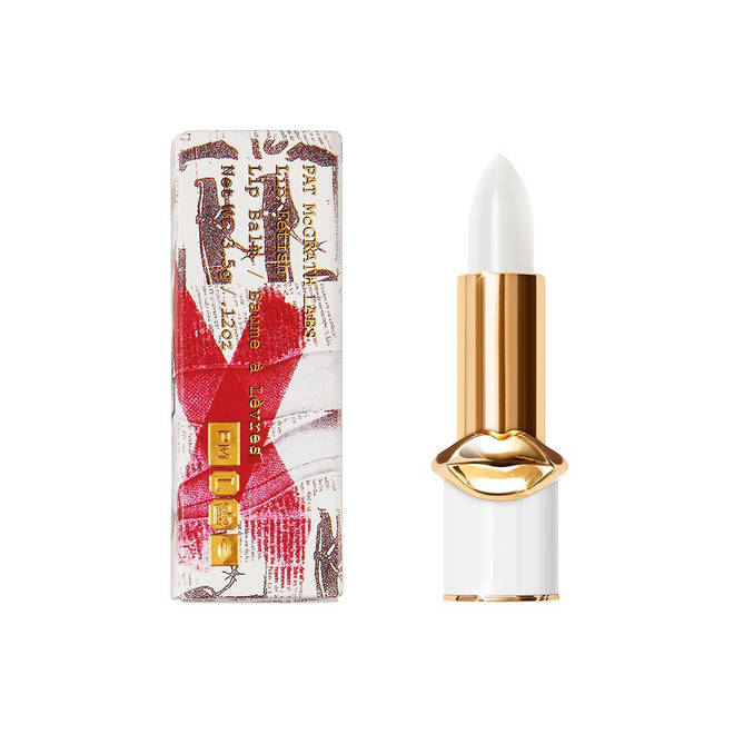 Pat McGrath's products come in lipstick style packaging
