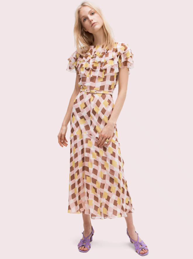This Kate Spade dress is in the sale