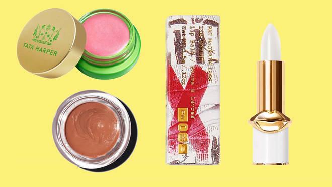 Luxury lip balms for summer pouts
