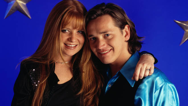 Patsy Palmer is best known for playing Bianca Jackson alongside long-suffering love interest Ricky Butcher, played by Sid Owen.