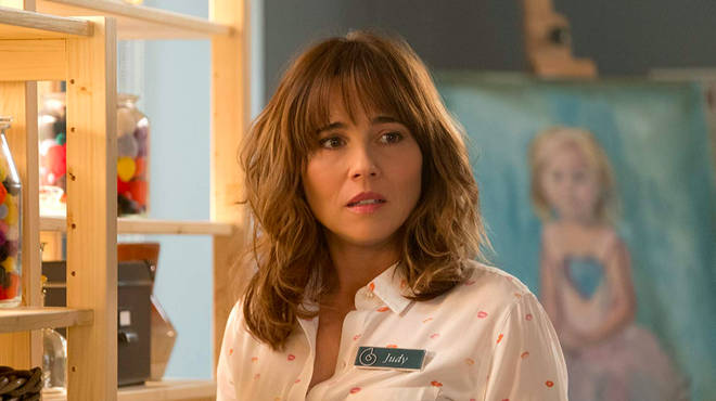 Linda Cardellini stars as troubled care worker Judy.