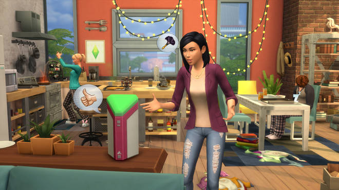 You can get a free download of The Sims 4 until 28 May