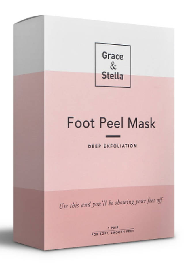 The Grace & Stella Baby Foot treatment has been raved about