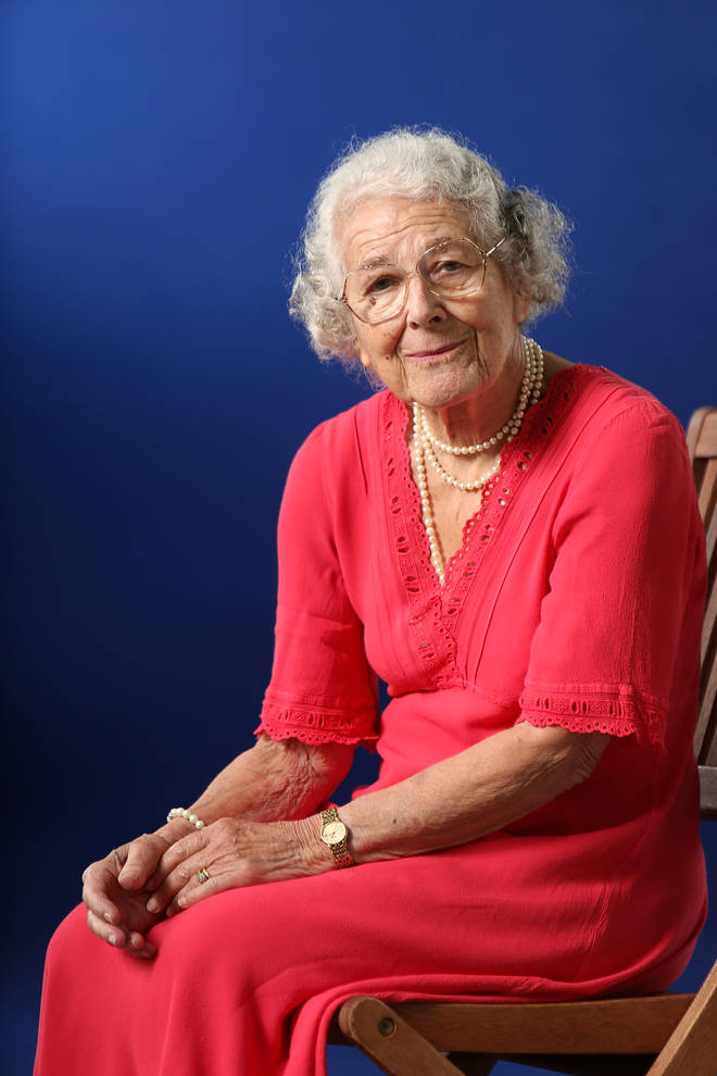 Judith Kerr dreamt up the famous story, which sold its millionth copy last year, to amuse her two children.