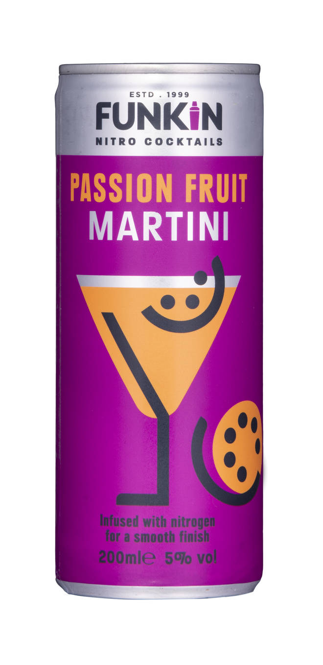 Pornstar Martini fans will be overjoyed with this cocktail