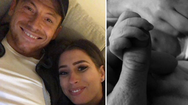 Joe Swash is in a relationship with Stacey Solomon
