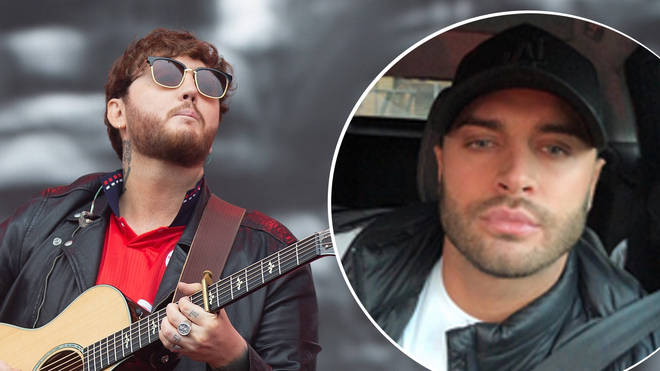 James Arthur wants men to speak out about mental health following the tragic death of Love Island's Mike Thalassitis.
