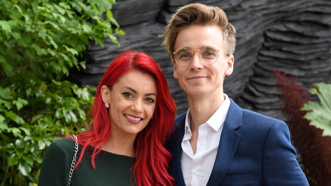 Dianne Buswell and Joe Sugg have been dating for six months.