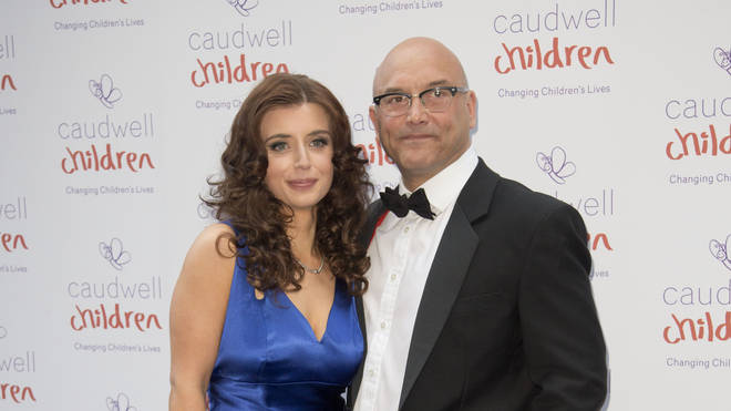 Gregg Wallace and his wife of three years, Anna, have welcomed a baby boy named Sid.