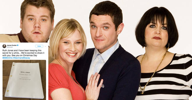 Gavin and Stacey is returning later this year