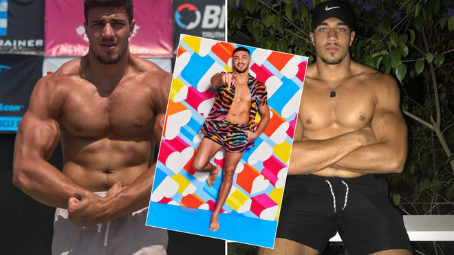 Tommy Fury is one of seven hunks entering the Love Island villa