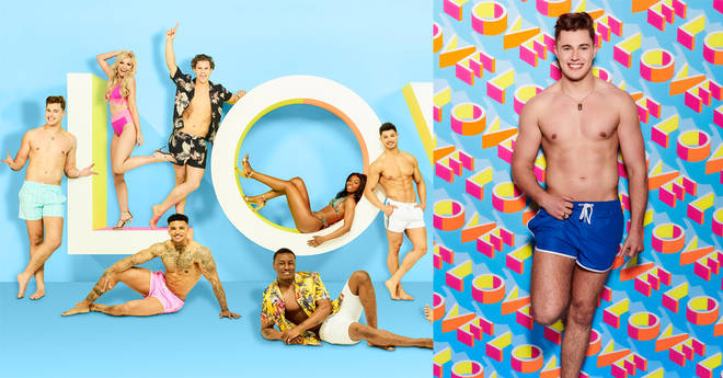 Curtis Pritchard is heading to the Love Island villa