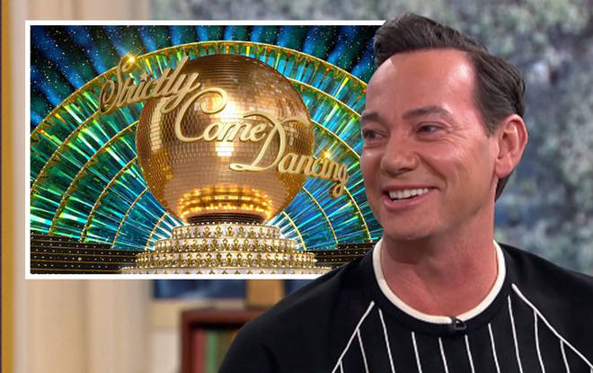 Craig spoke on This Morning about the new season of Strictly