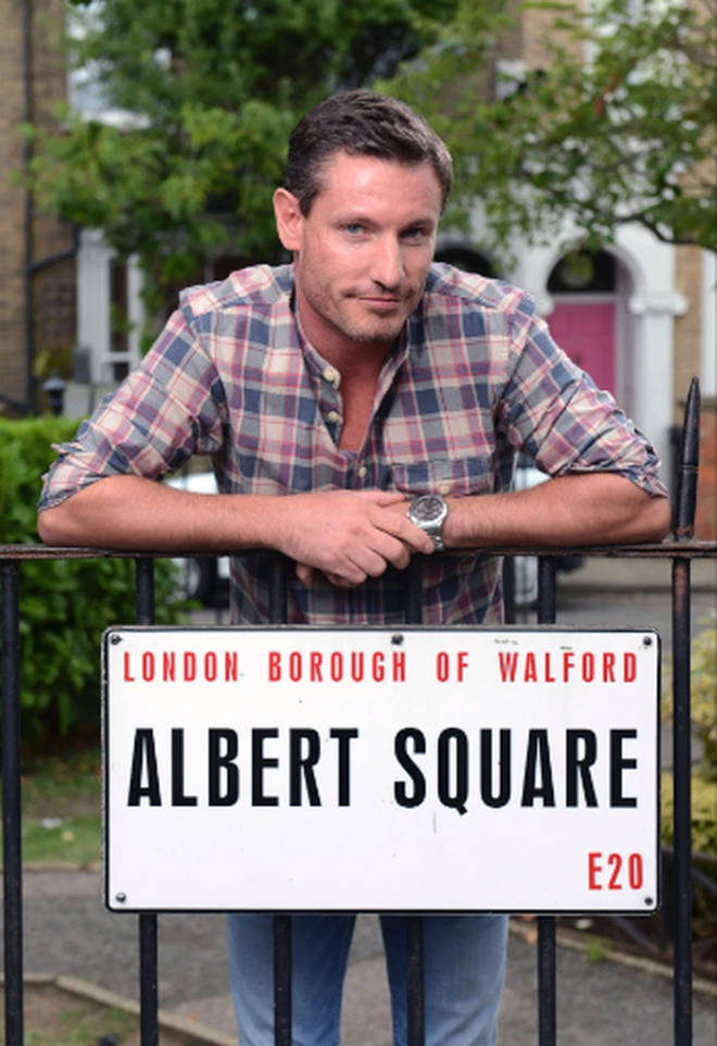 Dean Gaffney is reprising his role