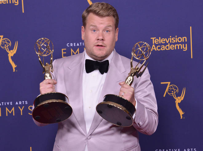 James Corden has gone on to be a huge success in the UK and was as the USA