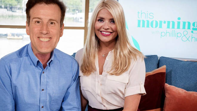 How Anton Du Beke could look presenting This Morning with Holly Willoughby