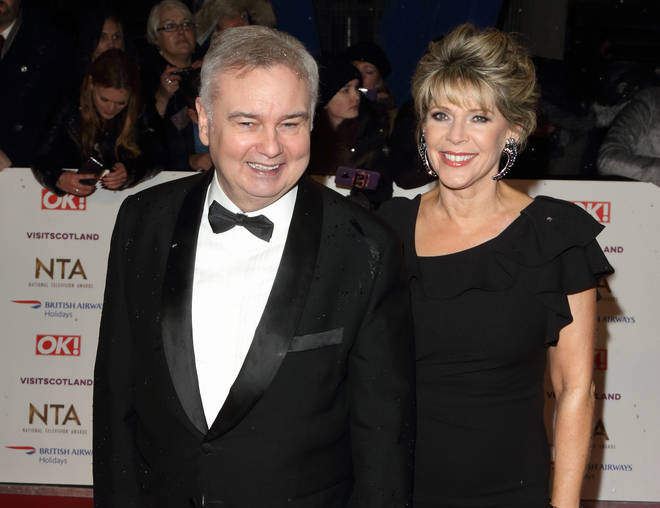 Eamonn Holmes and Ruth Langsford aren't presenting This Morning this week