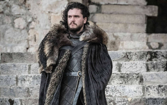 The end of Game of Thrones is said to have hit Kit hard