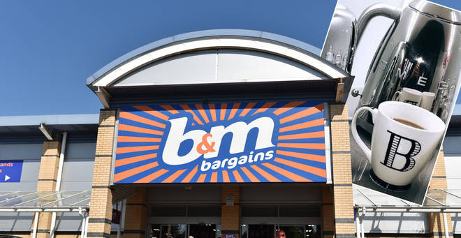 B&M made an awkward blunder on their latest Instagram snap