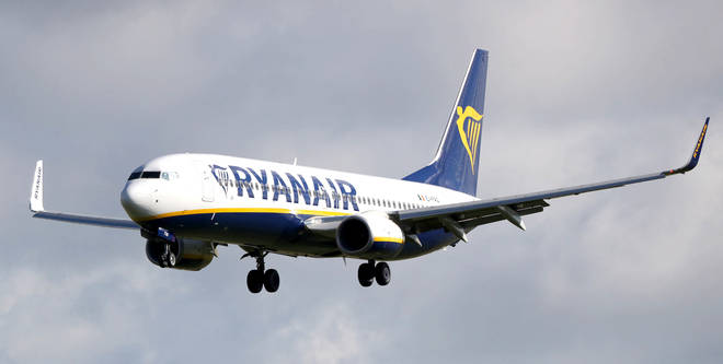 Ryanair cabin crew made Rachel feel uncomfortable