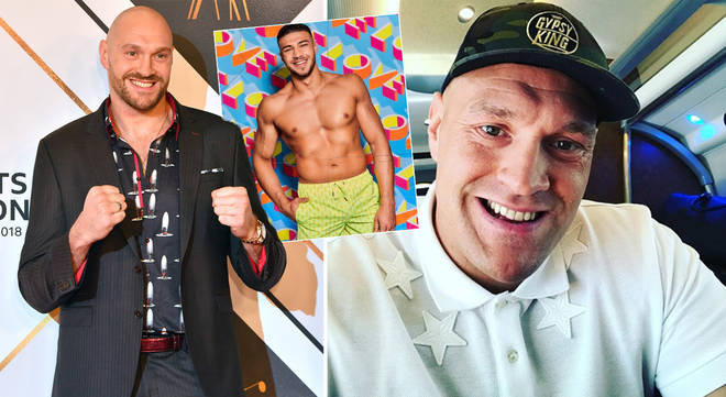 Who Is Tyson Fury And How Is The Heavyweight Boxer Related To Love