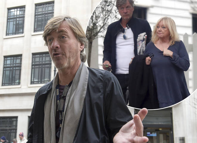 "Richard Madeley said it was ""touch and go"" with Judy"