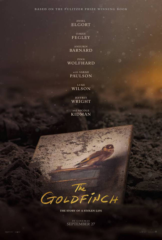 The Goldfinch is set to hit UK cinemas on September 27th, 2019.