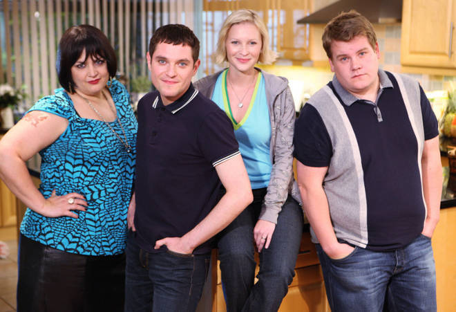 The full cast of Gavin and Stacey