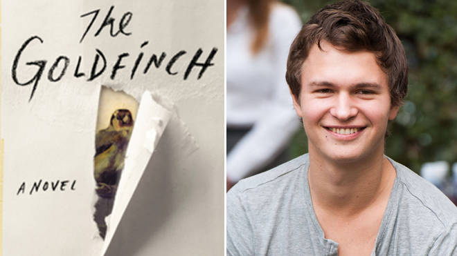 The best-selling 2013 novel is being adapted into a film starring American actor Ansel Elgort.