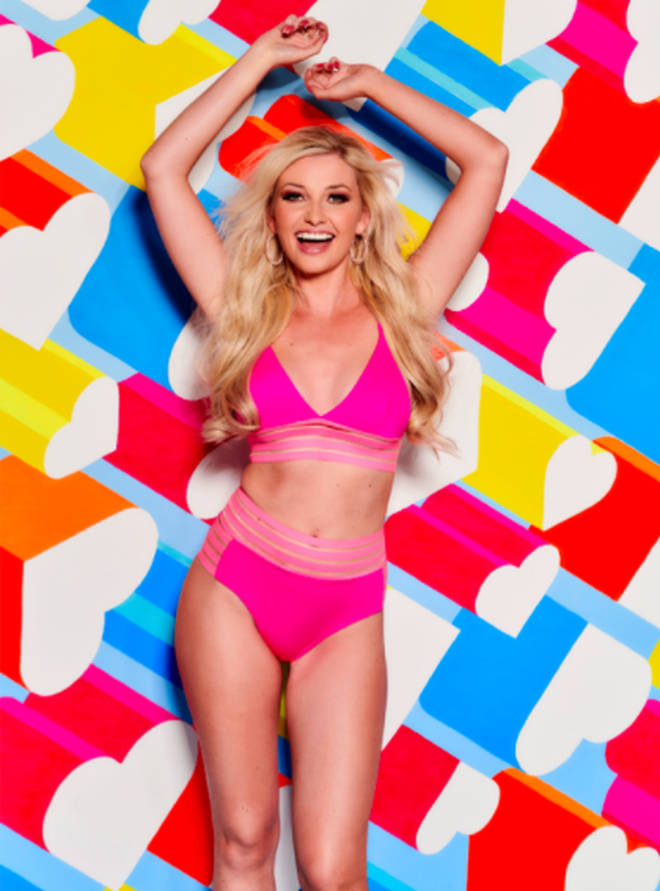 Air hostess and cabin crew managed Amy Hart, 26, joins the Love Island 2019 line-up.