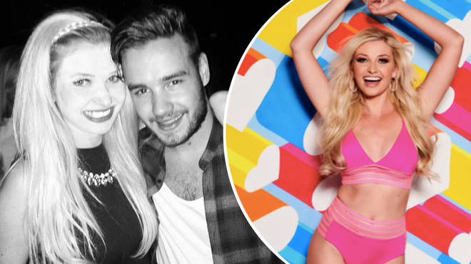 Amy partied with Liam Payne in the VIP area of a nightclub.