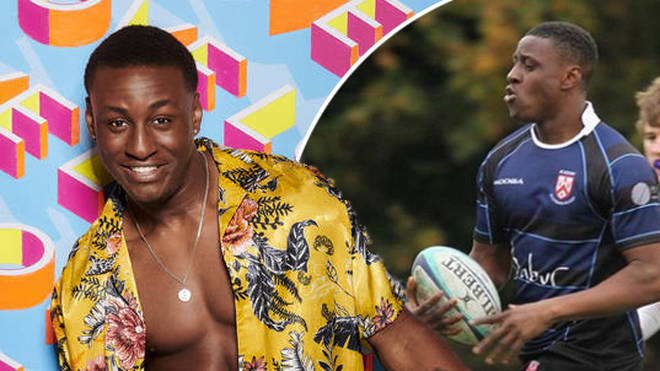 Sherif is a 20-year-old chef and semi-professional rugby player from London.