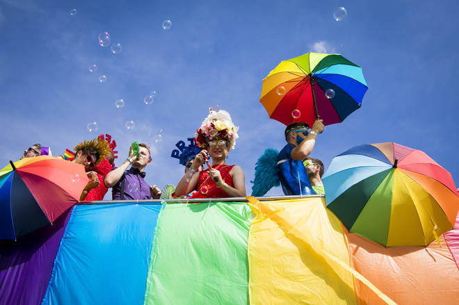 Brighton Pride is celebrating a special anniversary