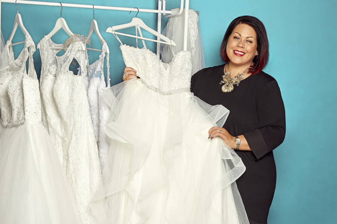 Alison Law is one half of the dynamic duo behind the Curves and Couture boutique in Essex