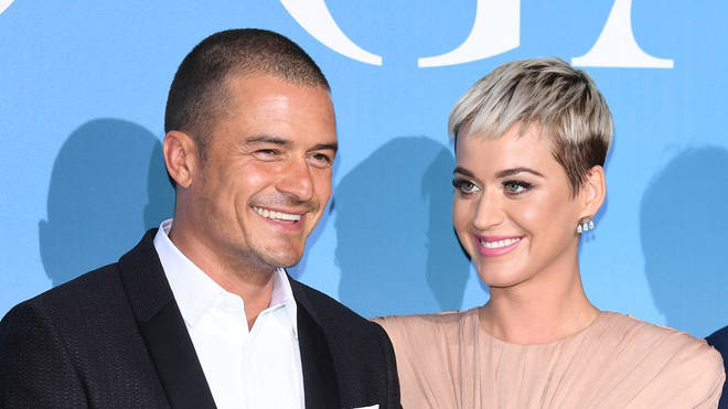 Katy details Bloom's proposal which included a romantic meal, flowers and a helicopter ride where she was met by her friends and family upon landing
