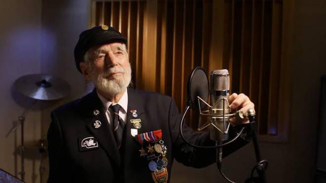 Jim Radford is the youngest known Allied veteran of the D-Day landings