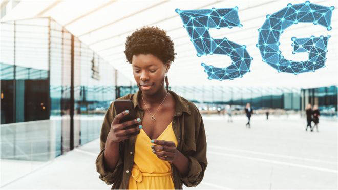 EE's 5G launch is initially limited to six cities, including Edinburgh, Cardiff, Belfast and London